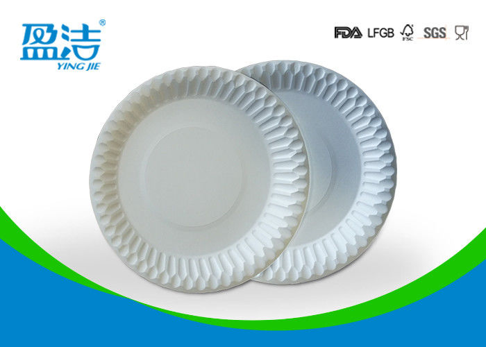 Food Contact Safety Bulk Disposable Plates  Biodegradable Paper Plates For Barbeque  sc 1 st  Hot Drink Paper Cups u0026 Cold Drink Paper Cups & Food Contact Safety Bulk Disposable Plates  Biodegradable Paper ...