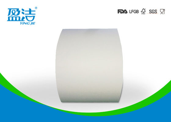 Biodegradable 16oz Printed Paper Roll Waterproof With Water Based Ink